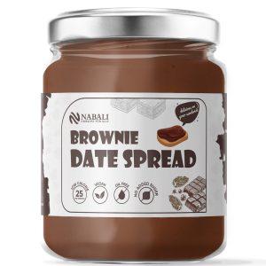 Brownie Date Spread