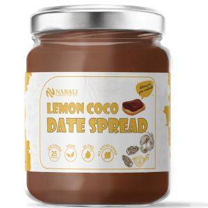 Lemon Coco Dattel Aufstrich