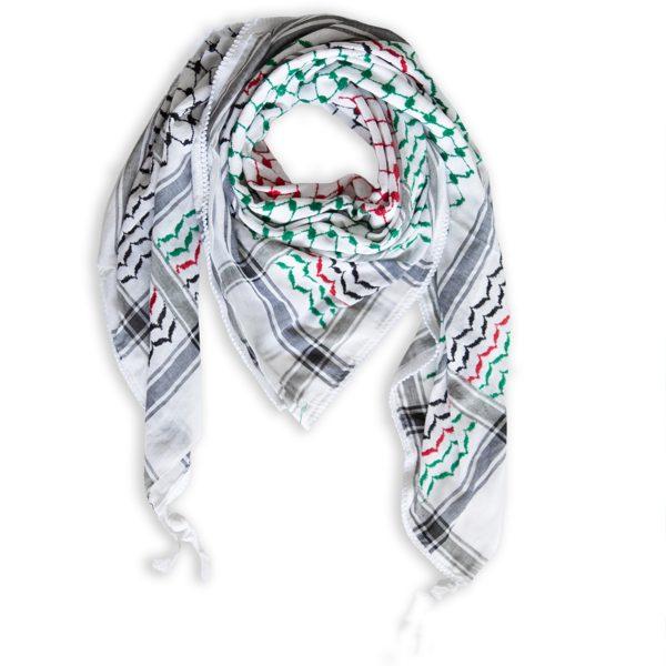Palästina Schal